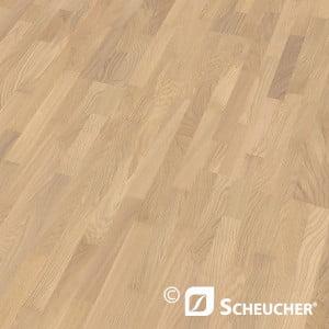 Scheucher Parkett Eiche Classic Bianca Schiffsboden