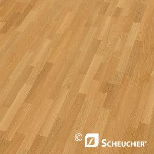Scheucher Parkett Eiche Select 3-stab