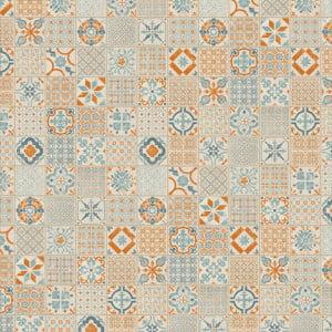 Tarkett-Starfloor-Click-30-Retro-Orange-Blue-Klick-Vinyl-36001003