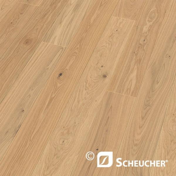 Scheucher Parkett Eiche Perla Astig Landhausdiele