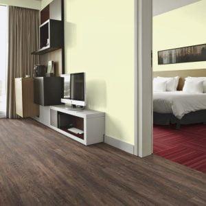 60150CL5 Brown Raw Timber Forbo Allura Click Pro Klickvinyl